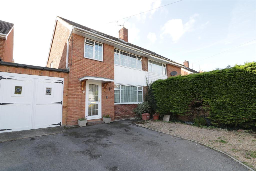 4 Bedrooms Semi Detached House for sale in Shrubland Drive, Reading