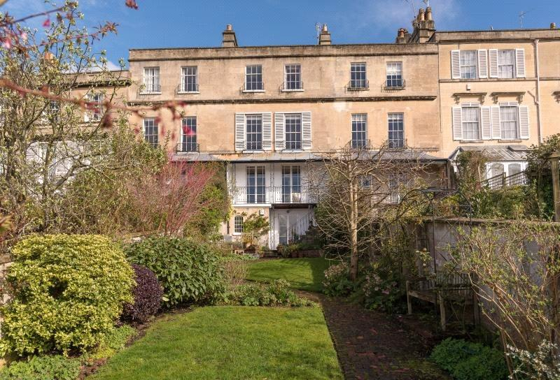 4 Bedrooms Town House for sale in Darlington Place, Bath, BA2