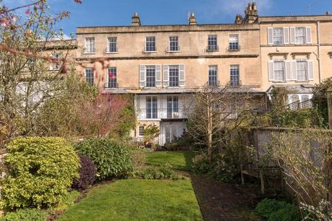 4 bedroom townhouse for sale - Darlington Place, Bath, BA2