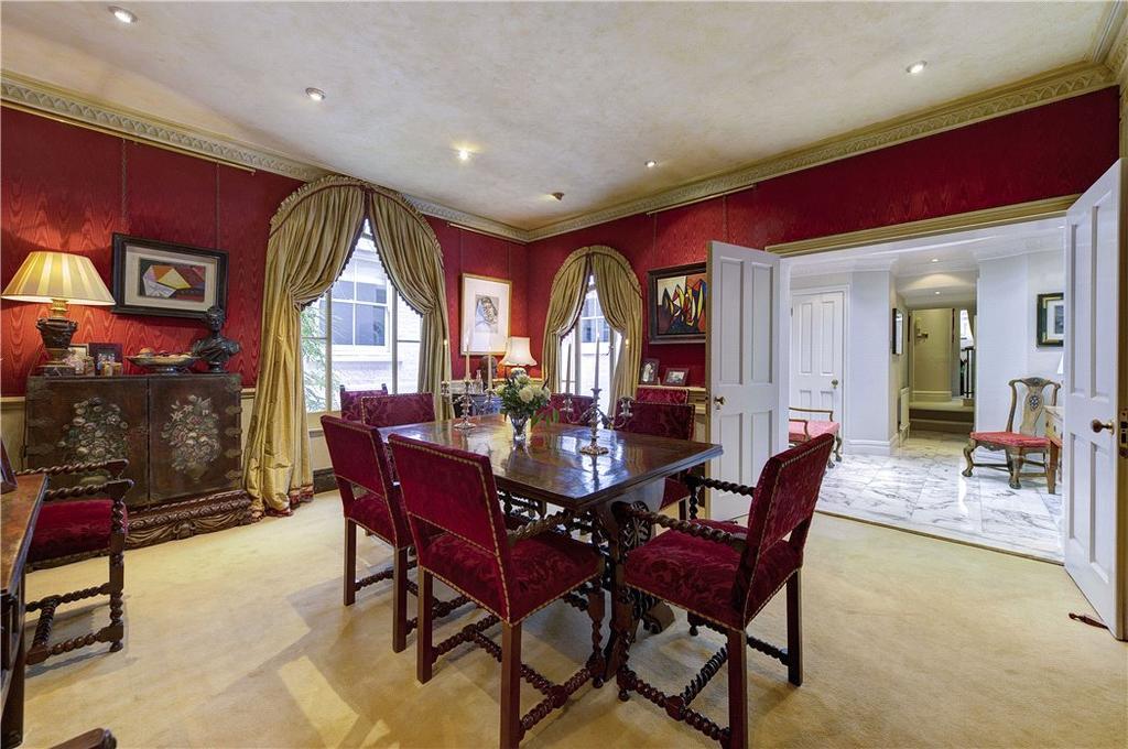 6 Bedrooms Terraced House for sale in Wilton Street, Belgravia, London, SW1X