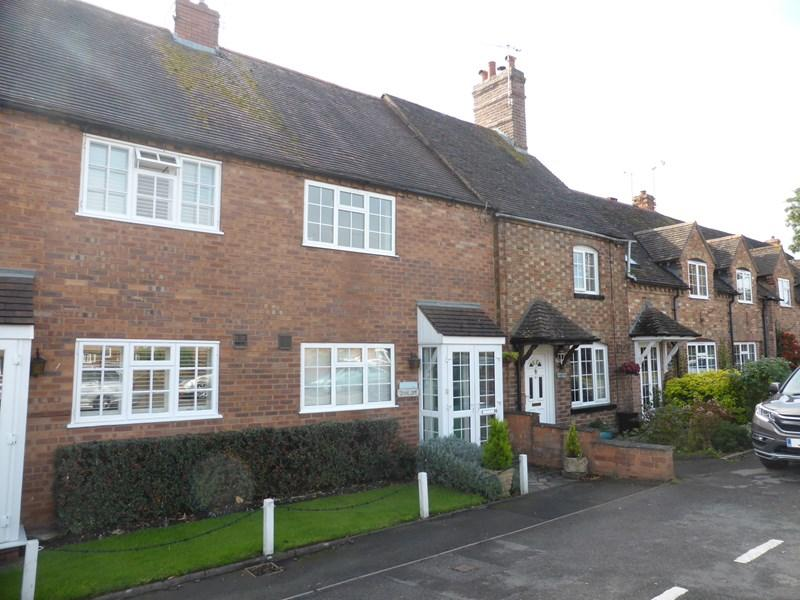 2 Bedrooms Terraced House for sale in Badsey Road, Evesham