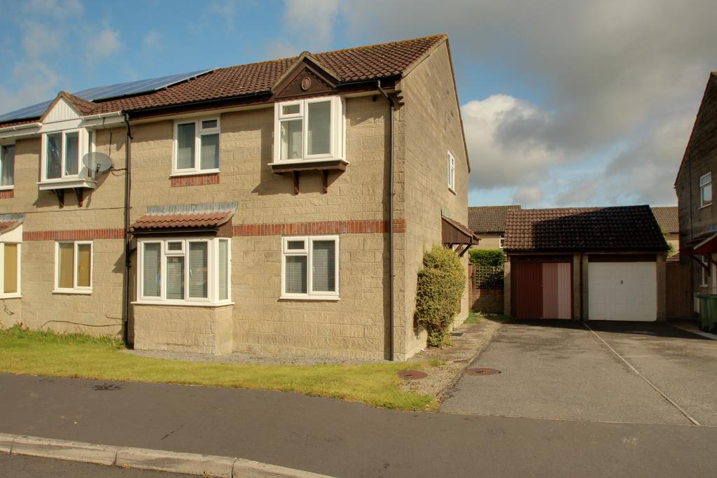 4 Bedrooms Semi Detached House for sale in SHEPTON MALLET