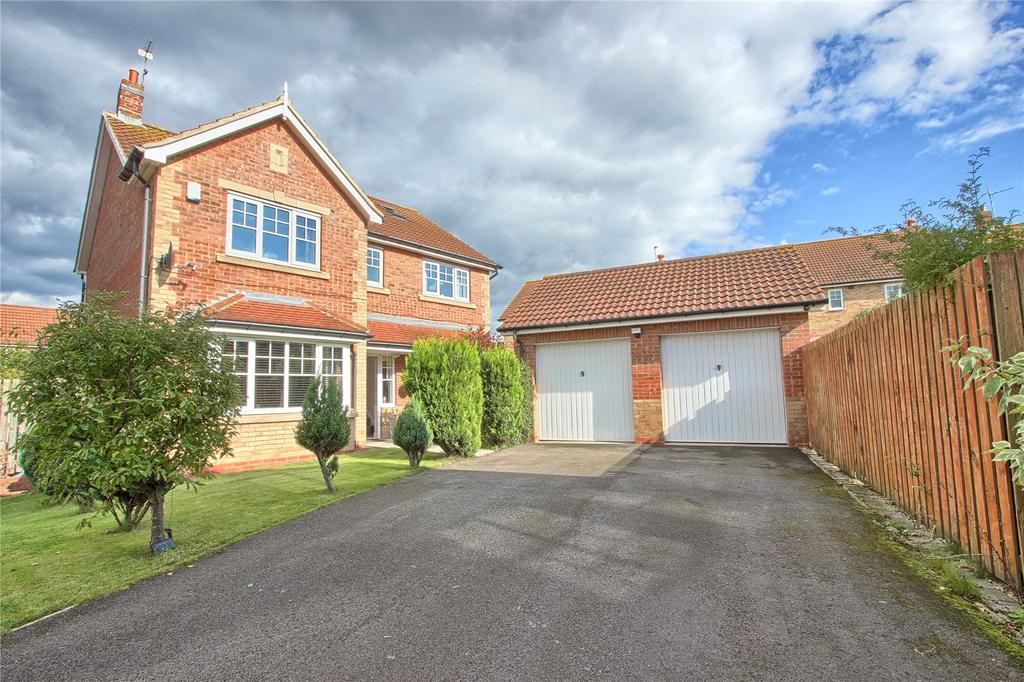 5 Bedrooms Detached House for sale in Horndale Close, Redcar