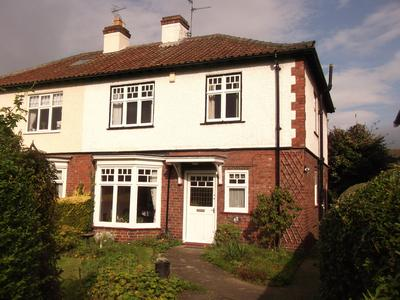 3 Bedrooms Semi Detached House for sale in Quaker Lane, Northallerton DL6