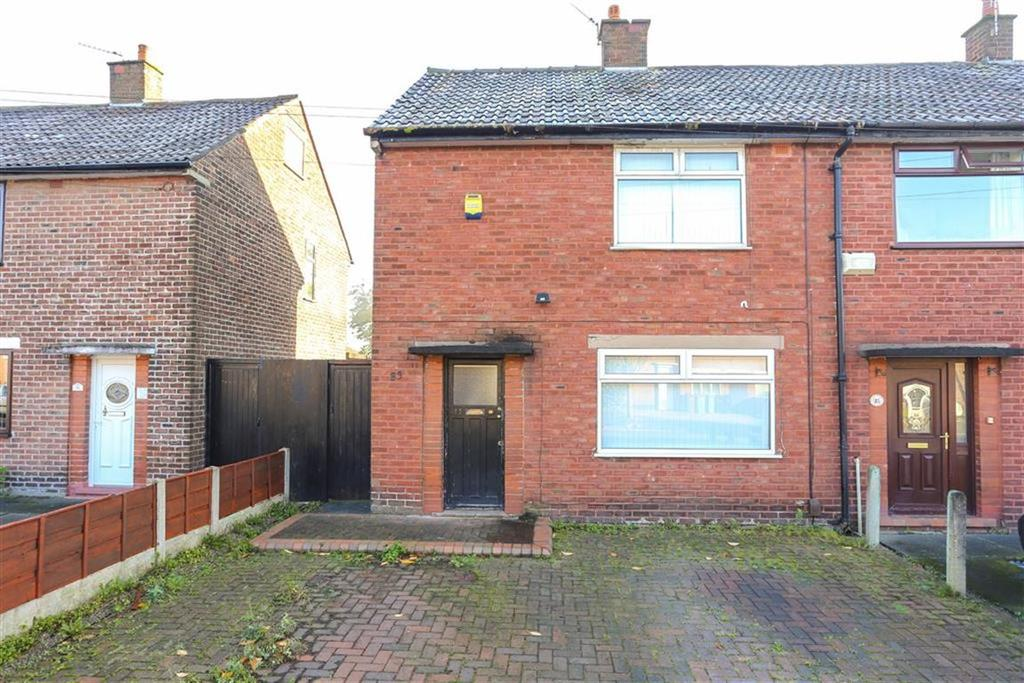 2 Bedrooms Mews House for sale in Warwick Road, Heaton Norris
