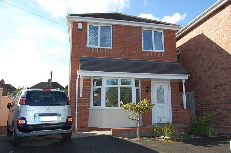 3 Bedrooms Detached House for sale in Vicarage Road West, Dudley