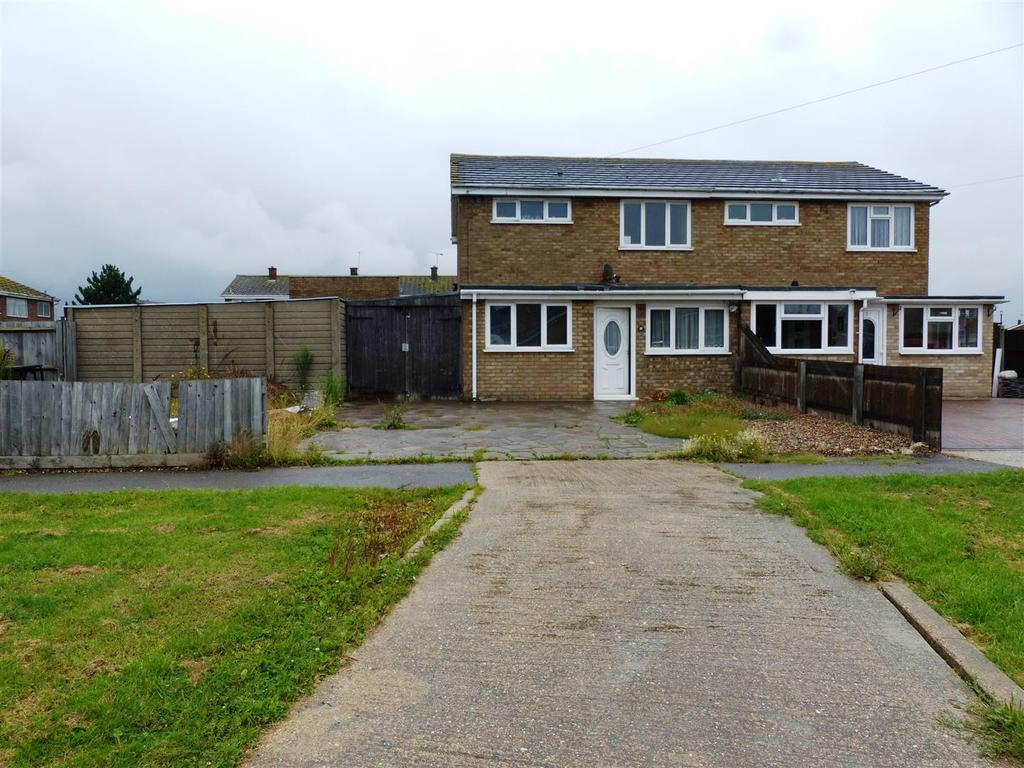 3 Bedrooms Semi Detached House for sale in The Weald, Canvey Island