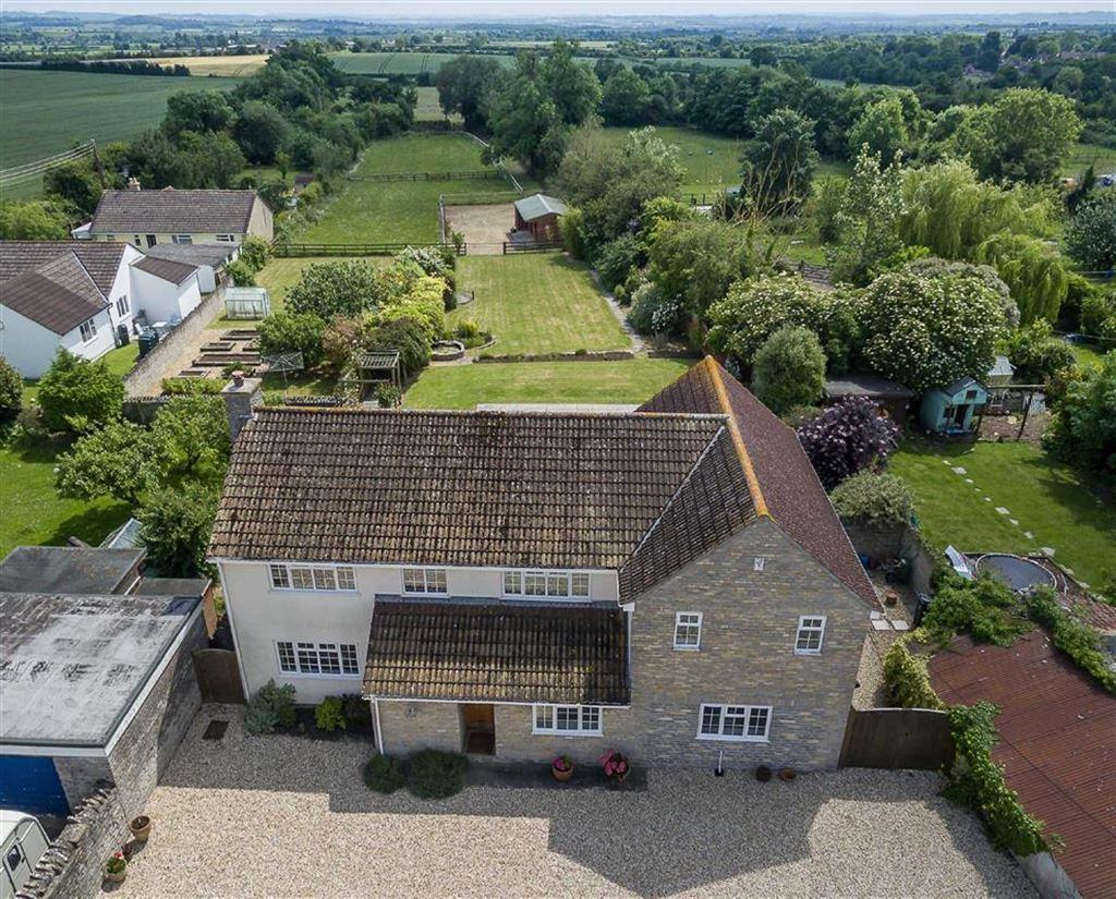 5 Bedrooms Detached House for sale in Castle Street, Keinton Mandeville, Somerton, Somerset, TA11