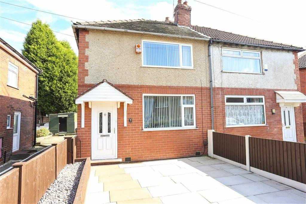 2 Bedrooms Semi Detached House for sale in Harrogate Road, Stockport