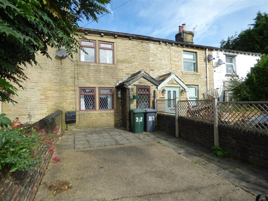 2 Bedrooms Terraced House for sale in Toftshaw Lane, East Bierley, BD4 6QS