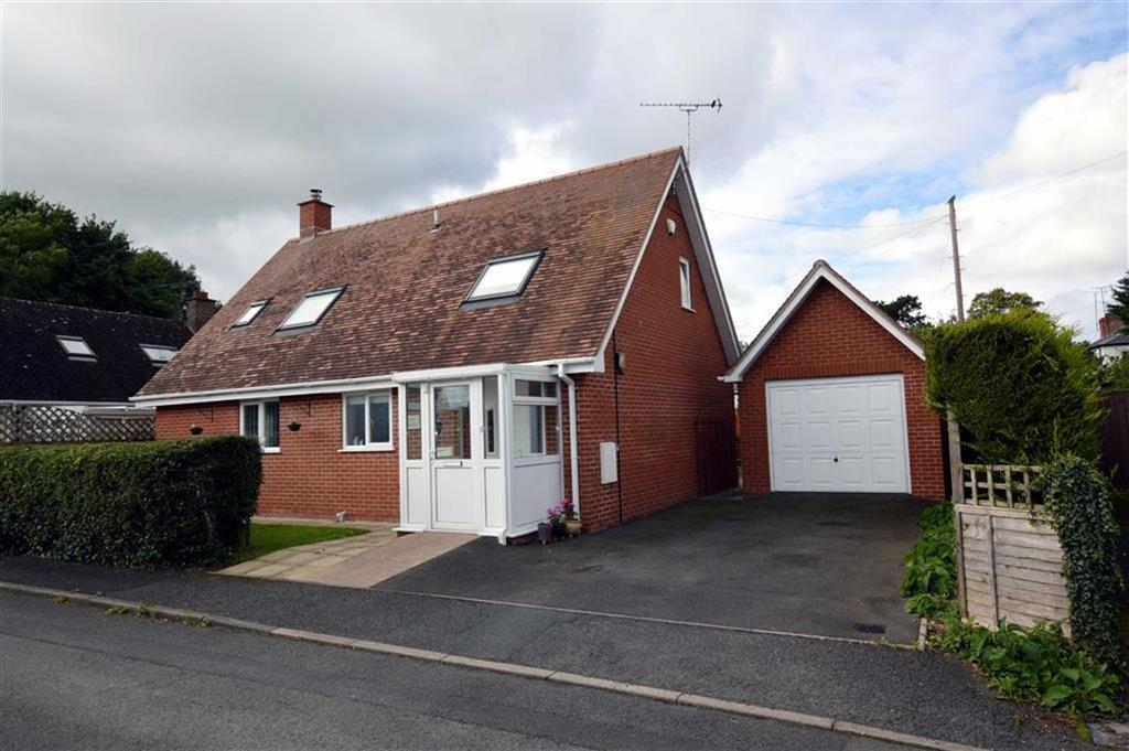 3 Bedrooms Detached Bungalow for sale in New Romney, Pinsley Road, Leominster, HR6