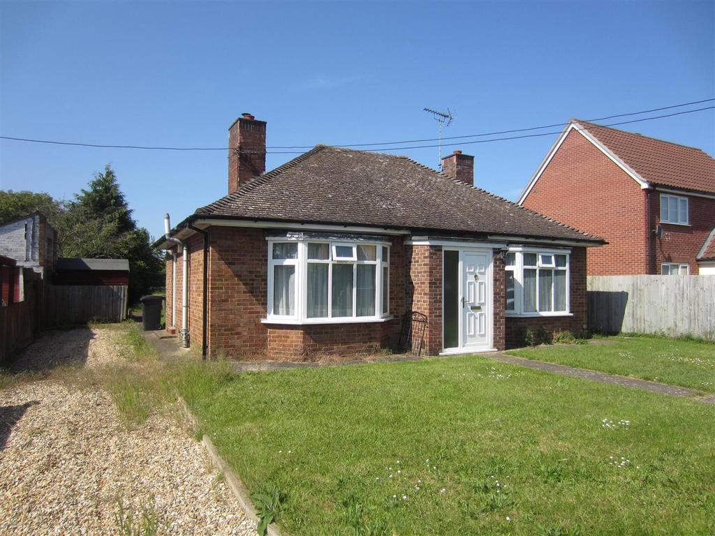 4 Bedrooms Detached Bungalow for sale in Cromwell Road, Weeting