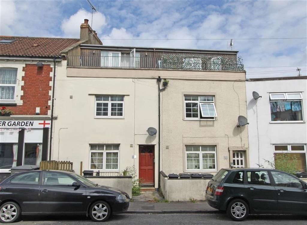2 Bedrooms Block Of Apartments Flat for sale in Clouds Hill Road, St George, Bristol