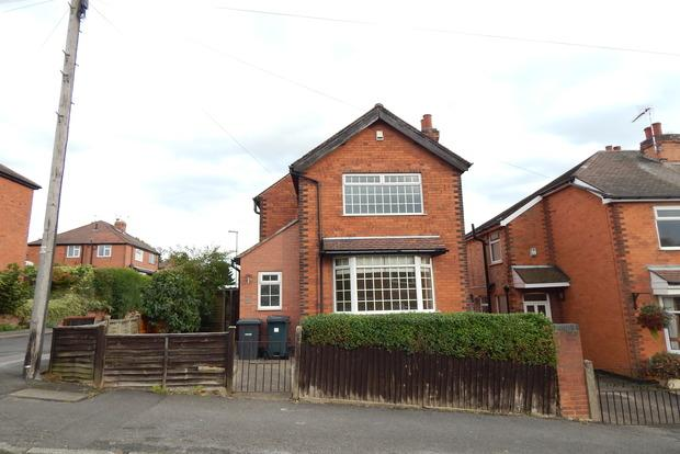 4 Bedrooms Detached House for sale in Roslyn Avenue, Gedling, Nottingham, NG4