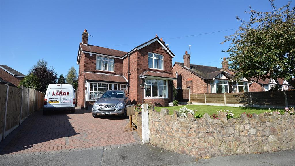 3 Bedrooms Detached House for sale in Heath Road, Sandbach