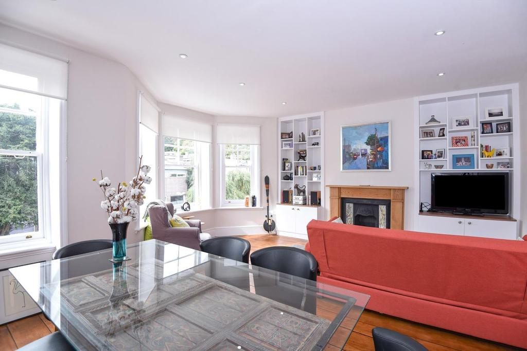 2 Bedrooms Flat for sale in Hillside Gardens, Highgate
