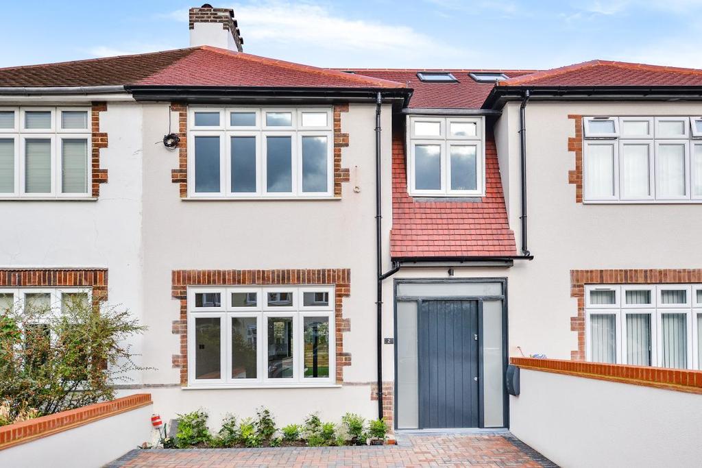 4 Bedrooms Terraced House for sale in Wimborne Way, Beckenham