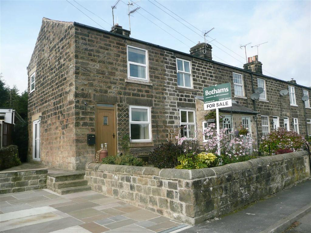 2 Bedrooms Cottage House for sale in Gallery Lane, Holymoorside, Chesterfield, S42