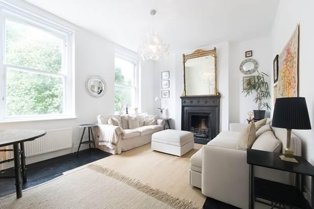 4 Bedrooms Flat for sale in Fernhead Road, London, W9