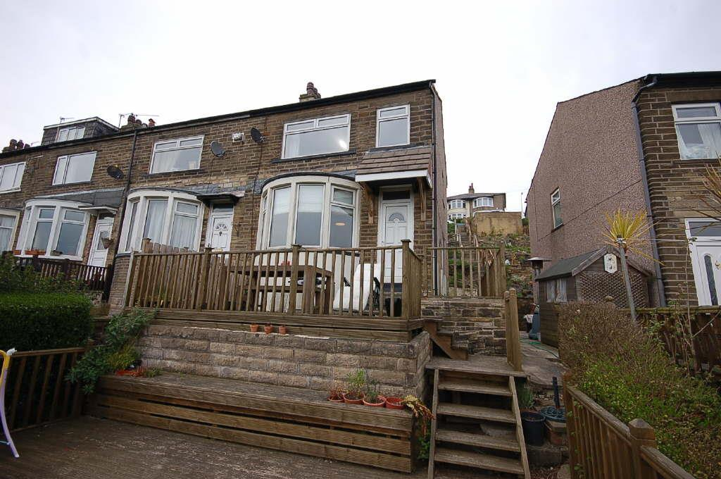 3 Bedrooms Terraced House for sale in Park View Avenue, Northowram
