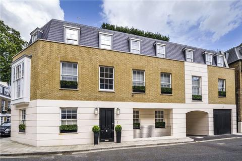 6 bedroom semi-detached house for sale - Wilton Mews, Belgravia, London, SW1X