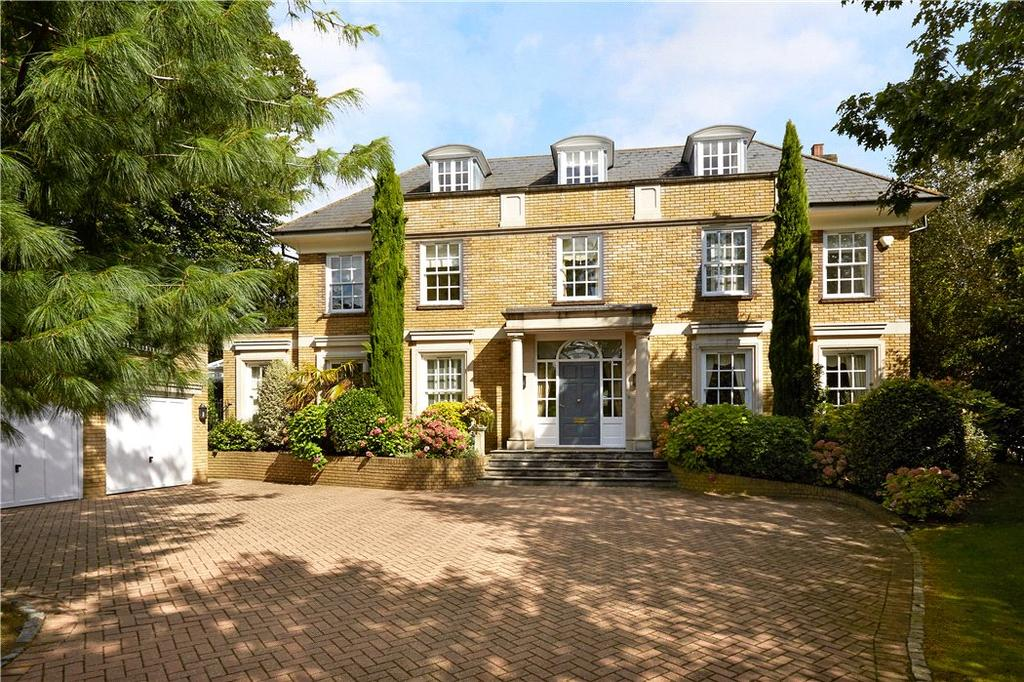 6 Bedrooms Detached House for sale in Fairmile Court, Cobham, Surrey, KT11