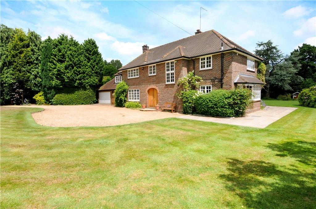6 Bedrooms Detached House for sale in Shrubbs Hill, Chobham, Woking, Surrey, GU24