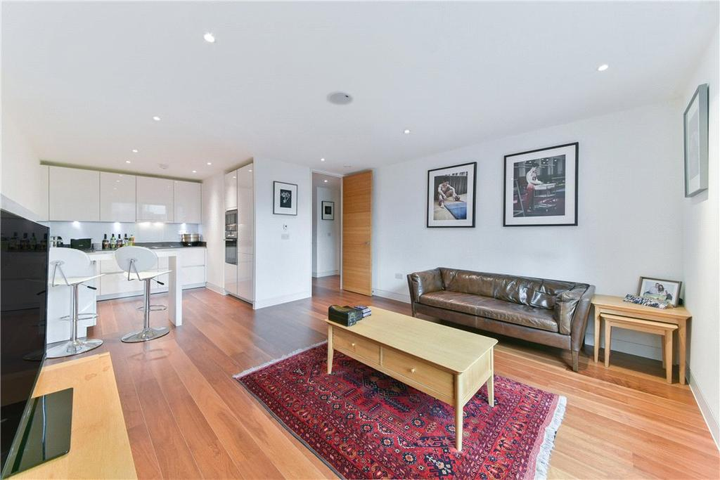 2 Bedrooms Flat for sale in Leonard Street, Shoreditch, London, EC2A