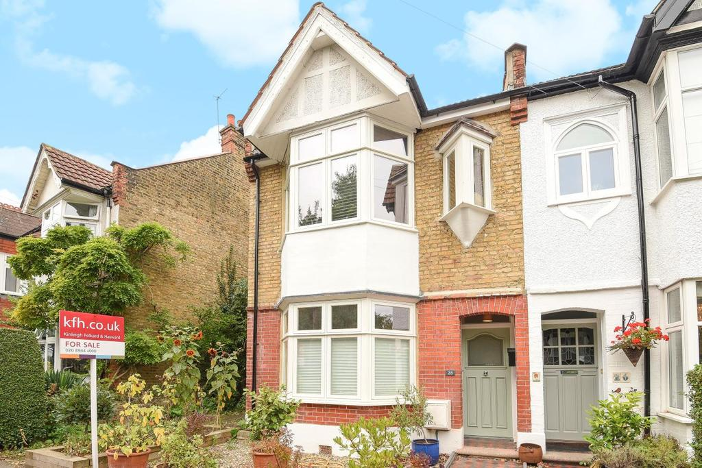 4 Bedrooms End Of Terrace House for sale in Watery Lane, Wimbledon