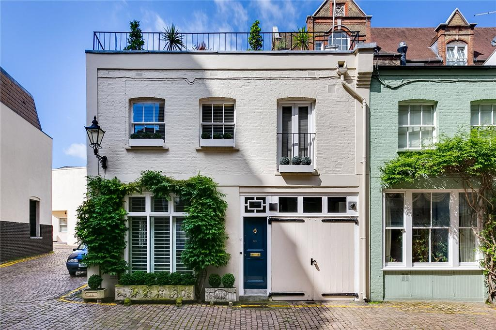 2 Bedrooms Mews House for sale in Manson Mews, South Kensington, London