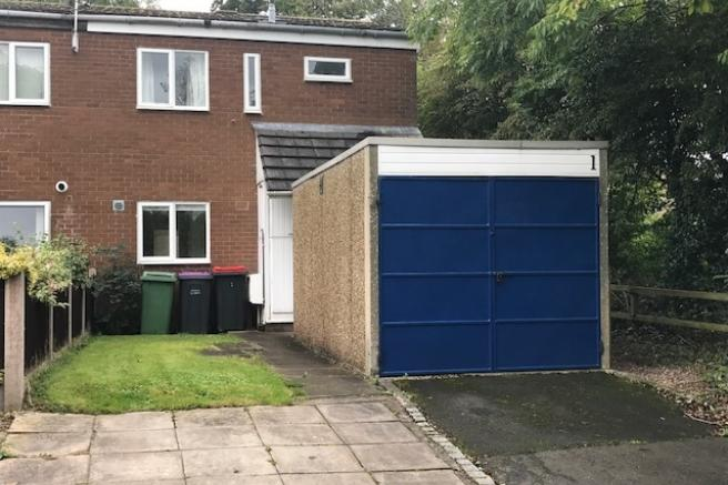 3 Bedrooms End Of Terrace House for sale in 1 Burnside, Brookside, Telford, Shropshire, TF3 1SR