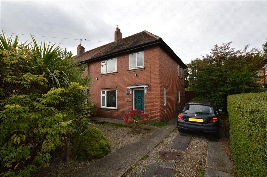 3 Bedrooms Terraced House for sale in Walworth Avenue, Harrogate, North Yorkshire
