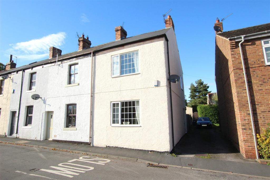 2 Bedrooms Terraced House for sale in Station Road, Heighington Village, Newton Aycliffe