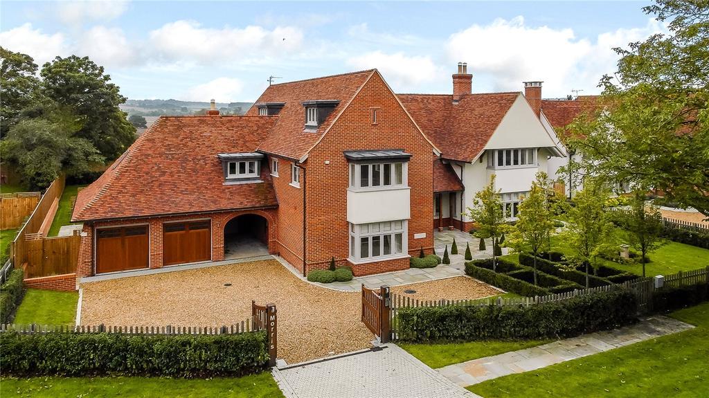 5 Bedrooms Detached House for sale in Rose Lane, Great Chesterford, Saffron Walden, Essex