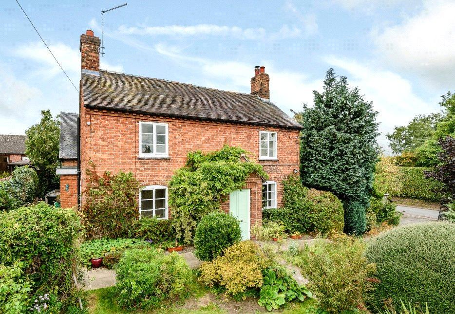 4 Bedrooms Semi Detached House for sale in Drayton Road, Hodnet, Market Drayton, Shropshire