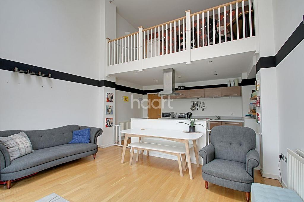 2 Bedrooms Flat for sale in North Block The Railstore