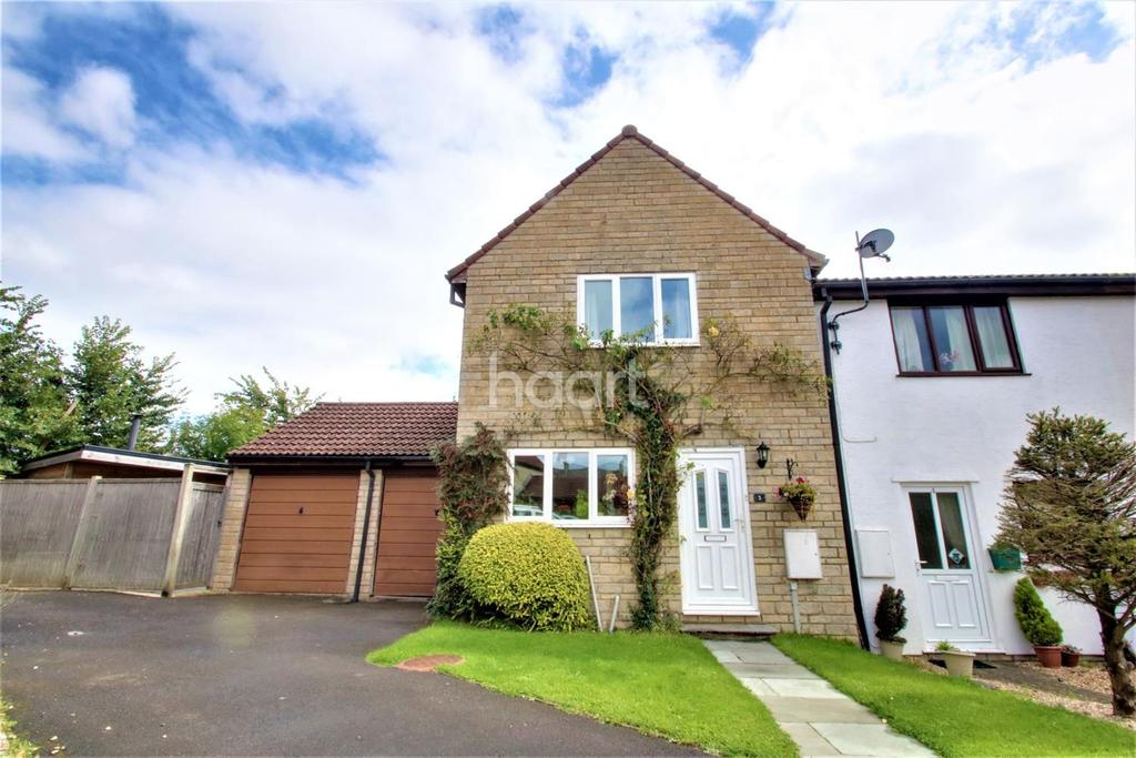3 Bedrooms End Of Terrace House for sale in Nightingale Acre, Hatch Beauchamp