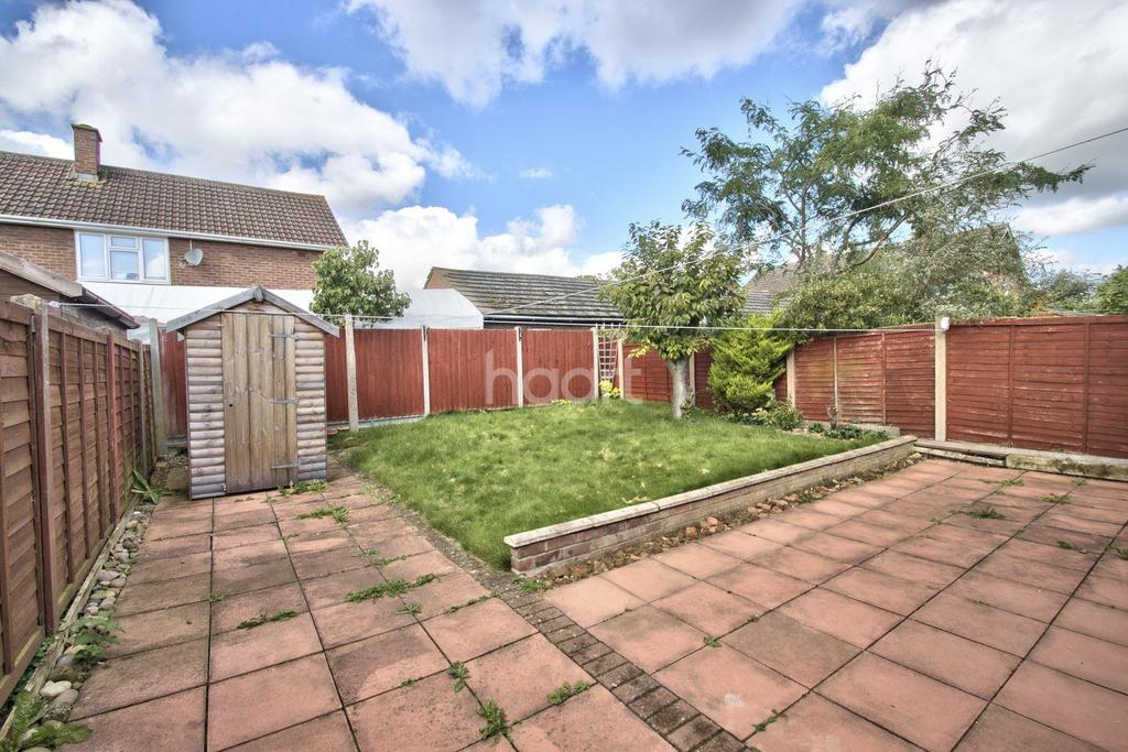 3 Bedrooms Semi Detached House for sale in Longsands Road, St Neots