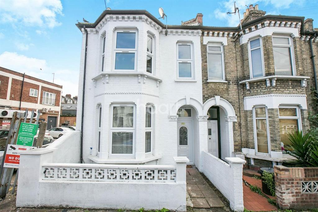 3 Bedrooms End Of Terrace House for sale in Selkirk Road, Tooting, SW17