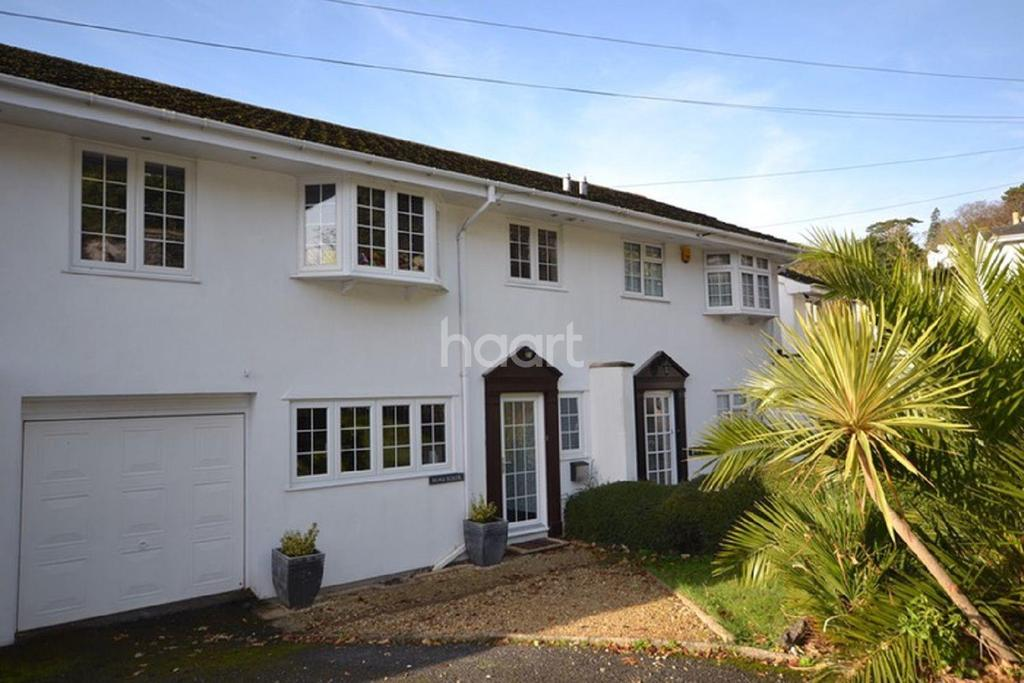 4 Bedrooms Terraced House for sale in Lower Warberry Road, Torquay