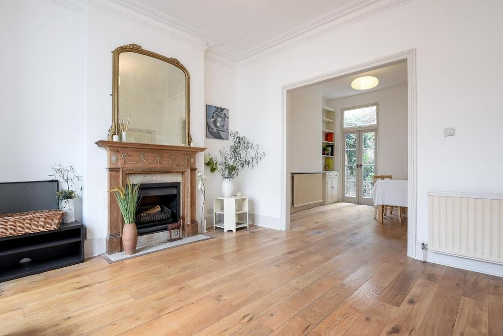 5 Bedrooms End Of Terrace House for sale in Farlow Road, Putney