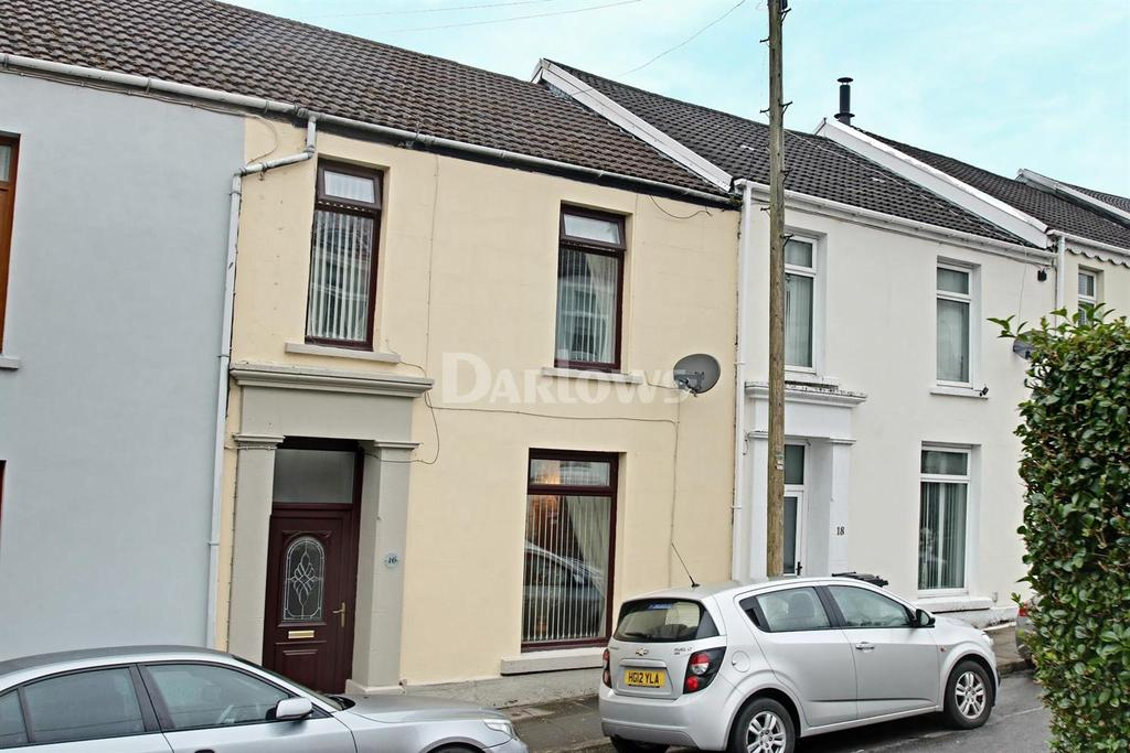 4 Bedrooms Terraced House for sale in Lower Thomas Street Merthyr Tydfil