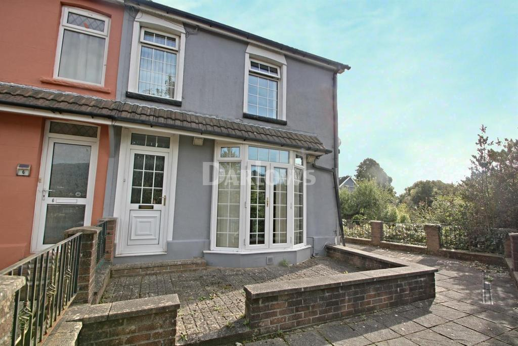 4 Bedrooms End Of Terrace House for sale in Heath Terrace, Graigwen