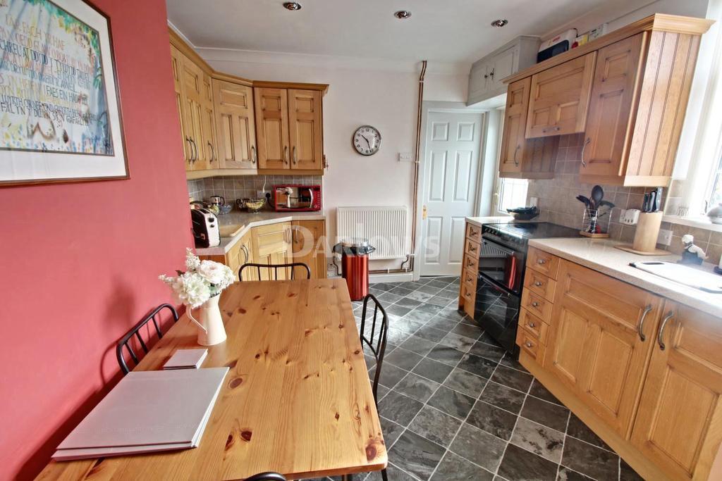 4 Bedrooms End Of Terrace House for sale in Heath Terrace, Graigwen