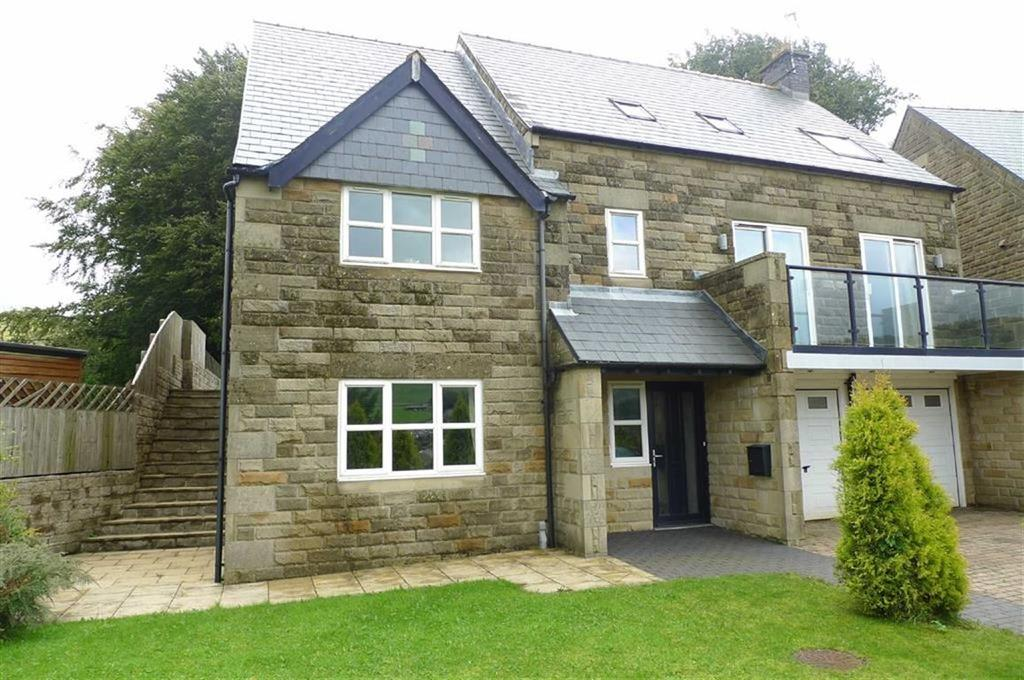 5 Bedrooms Detached House for sale in Burbage Heights, Buxton, Derbyshire