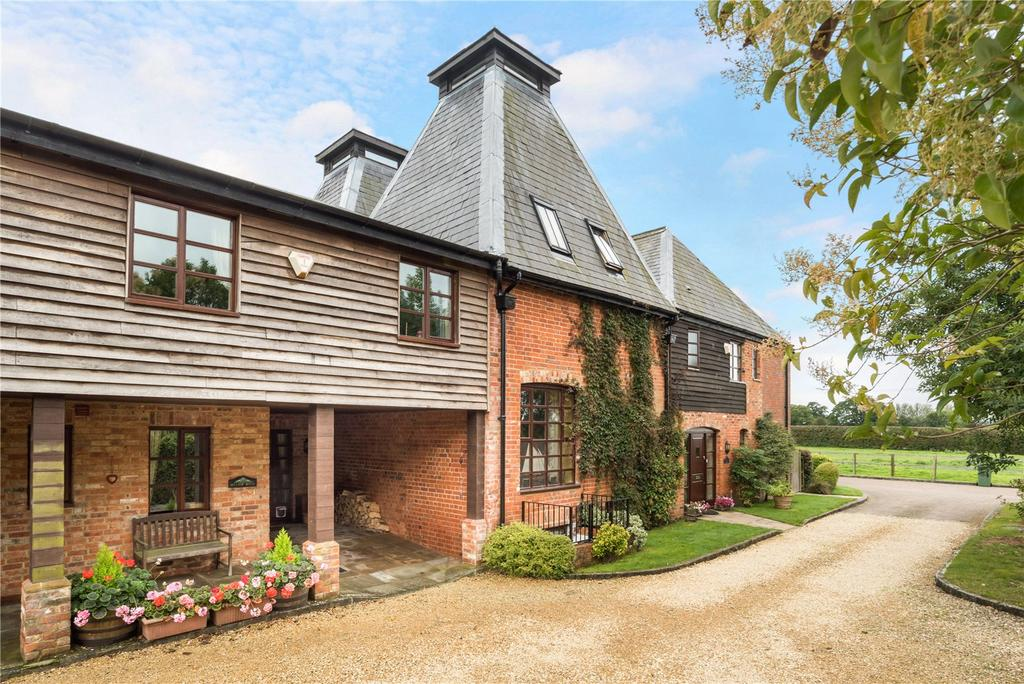 5 Bedrooms Terraced House for sale in Worldham Hill, East Worldham, Alton, Hampshire, GU34