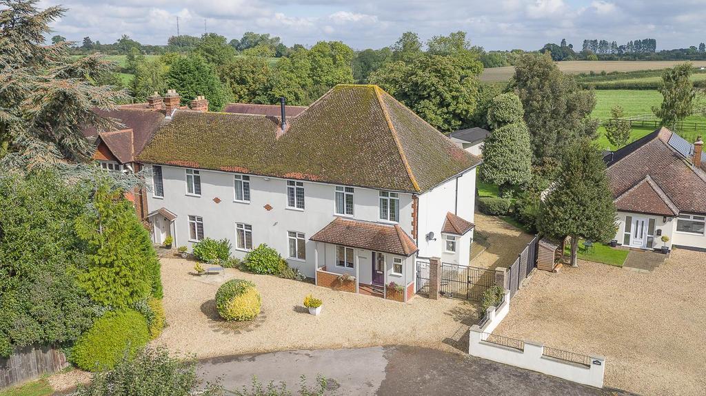 5 Bedrooms House for sale in Stewkley Lane, Mursley, Milton Keynes