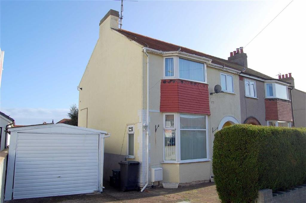 3 Bedrooms Semi Detached House for sale in Llandudno Road, Penrhyn Bay, Llandudno