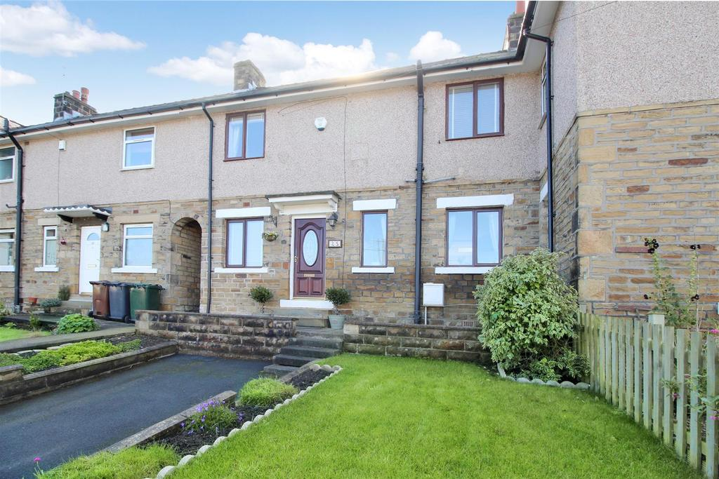 3 Bedrooms Terraced House for sale in Dallam Avenue, Shipley