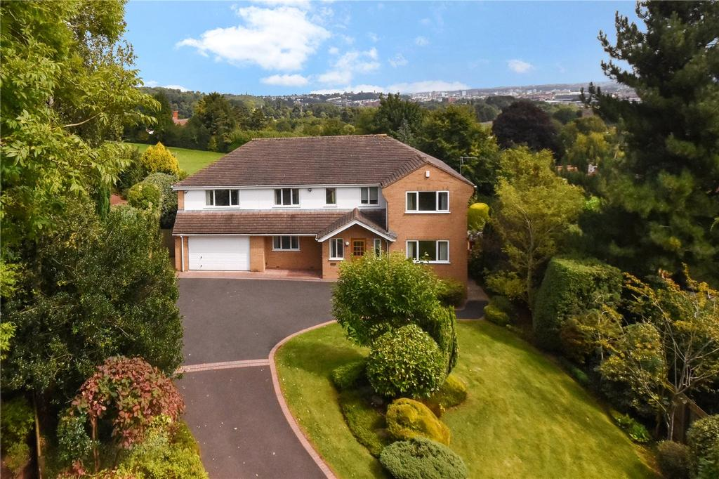 5 Bedrooms Detached House for sale in Folleigh Drive, Long Ashton, Bristol, BS41